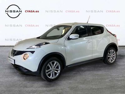 usado Nissan Juke 1.2 DIG-T Acenta 4x2 115