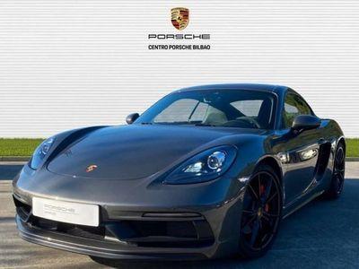 usado Porsche Cayman GTS PDK