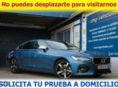 usado Volvo S90 Inscription R-Desing D4 190Cv 4 Puertas
