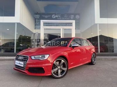 usado Audi S3 2.0 TFSI quattro 221 kW (300 CV) 5p