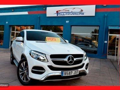 usado Mercedes GLE350 GLEd 4MATIC