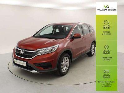 usado Honda CR-V Cr-V1.6i-dtec Comfort Navi 4x2 120 120 cv en Barcelona