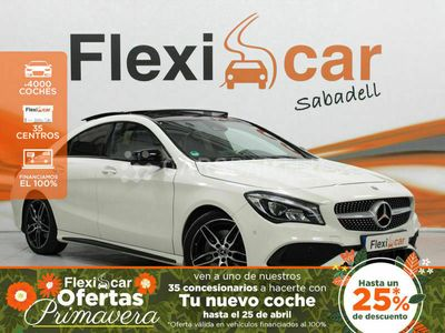 usado Mercedes CLA250 CLA 250Sport 4MATIC 4p
