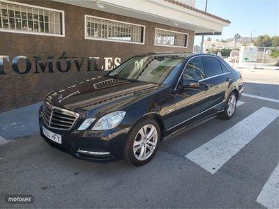 usado Mercedes E250 CDI BE Avantgarde 7G Plus