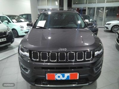 brugt Jeep Compass LIMITED 1.4 AIR