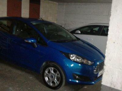 used Ford Fiesta 1.6 TDCi Titanium