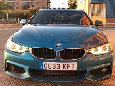 usado BMW 420 Gran Coupé Serie 4 F36 Gran Coupé Diesel xDrive (