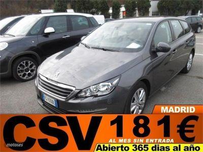 brugt Peugeot 308 HDI 150CV SW **AUTO, GPS, 181€/MES**