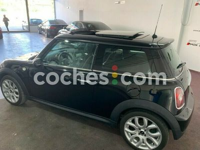 usado Mini Cooper 120 cv en Pontevedra