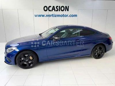 usado Mercedes C270 C Coupe 43 AMG 4Matic 270 kW (367 CV) 2p