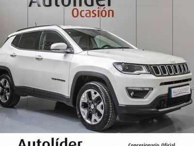 "used Jeep Compass ""2 0 Mjet 103kW 4x4 AD Limited"""