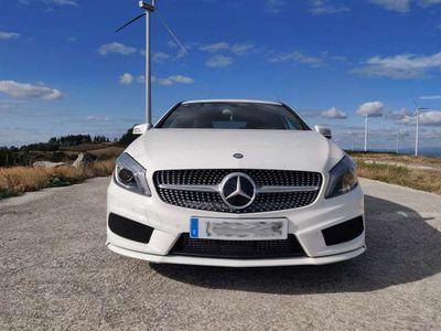 usado Mercedes A200 BE AMG Line