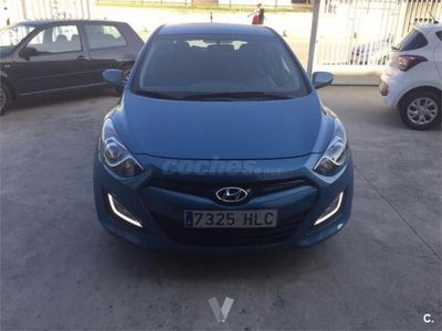 usado Hyundai i30 1.6 Crdi 110cv Tecno 5p. -12