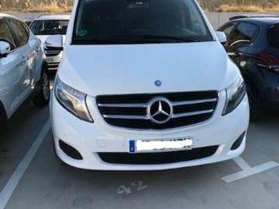 usado Mercedes V250 BT Largo Edition 1 7G Tronic