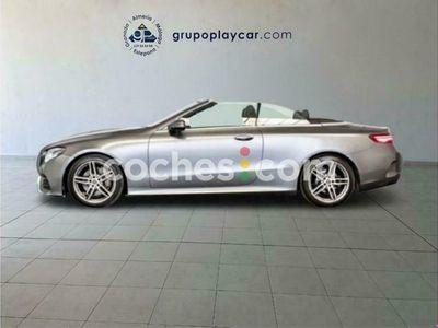usado Mercedes 220 Clase E E Cabrio4matic 194 cv en Almeria