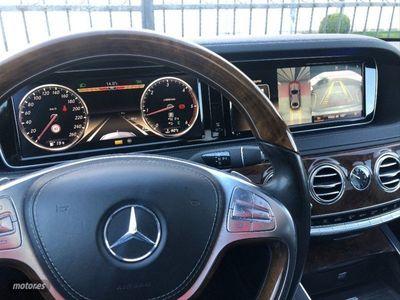 usado Mercedes S350 Clase SBlueTEC