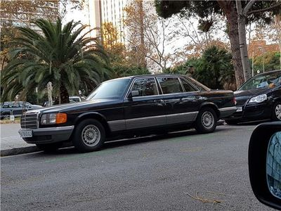second-hand Mercedes 380 SEL w126