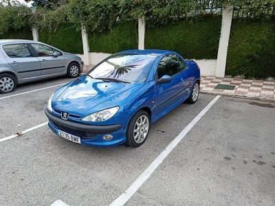 usado Peugeot 206 CC 2.0