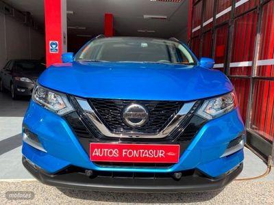 usado Nissan Qashqai 1.2 DIGT XTRONIC NVISION