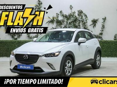 usado Mazda CX-3 1.5 SKYACTIV DE 77kW Style 2WD