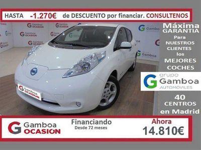 usado Nissan Leaf Visia+ 30KWh