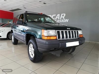 used Jeep Grand Cherokee LAREDO 4.0 AUTO