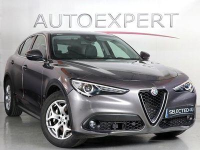 usado Alfa Romeo Stelvio 2.2 D TURBO SUPER AUTO RWD