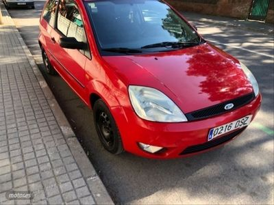 usado Ford Fiesta 1.4 TDCi Trend Coupe
