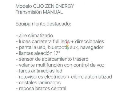 usado Renault Clio Tce Gpf Energy Zen 66kw 90 cv en Palmas, Las