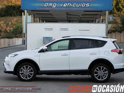 usado Toyota RAV4 2.5 hybrid 2WD Advance Pack Drive 197C, Segunda Mano, Barcelona