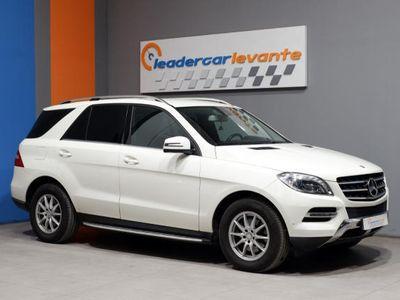 gebraucht Mercedes ML250 BlueTec 4M 7G Plus 204CV
