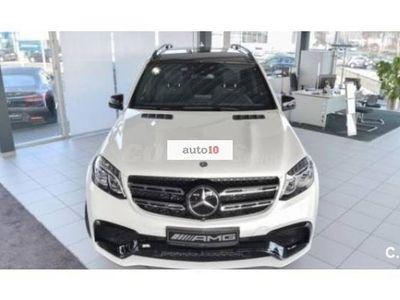 usado Mercedes GLS63 AMG Clase 4Matic