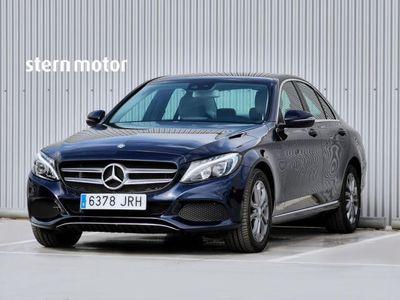 gebraucht Mercedes C220 d 7G Plus AVANTGARDE