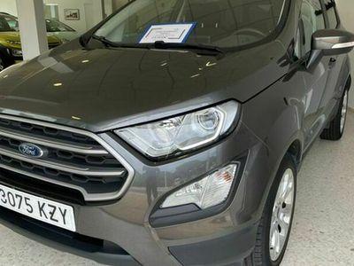 usado Ford Ecosport 1.0 EcoBoost Trend+ 125