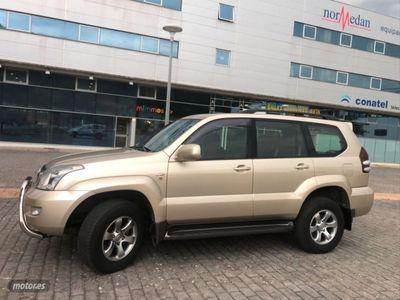 usado Toyota Land Cruiser 3.0 D4D 173CV VX