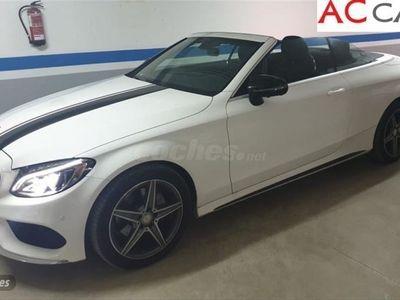 usado Mercedes 200 Clase C C Cabrio