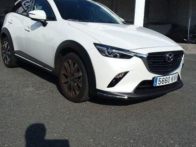 usado Mazda CX-3 2.0 Skyactiv-G Zenith 2WD 89kW