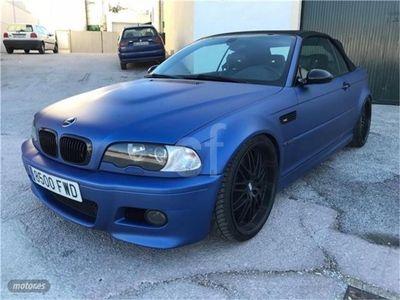 usado BMW M3 Cabriolet M3