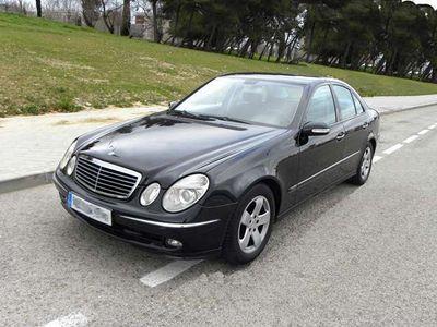 usado Mercedes E320 CDI Aut.