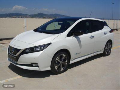 usado Nissan Leaf 40kWh Tekna Bitono