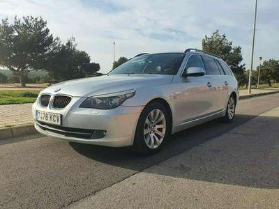 usado BMW 520 5er Touring Aut.