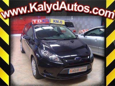 usado Ford Fiesta 1.4 Tdci Trend 5p. -12