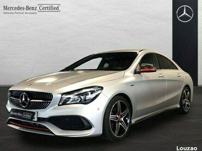 usado Mercedes CLA250 Sport 4Matic AMG Line
