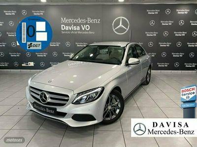 usado Mercedes C350e Clase CAvantgarde Híbrido enchufable