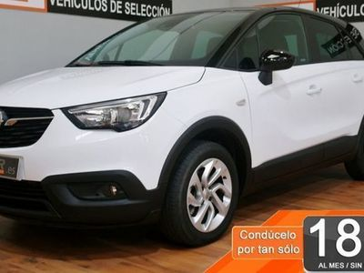 usado Opel Crossland X 1.2T S&S ecoTEC Selective 110