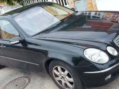 usado Mercedes E280 CDI Elegance