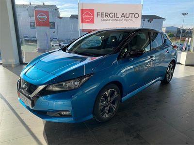 usado Nissan Leaf 40kWh N-Connecta