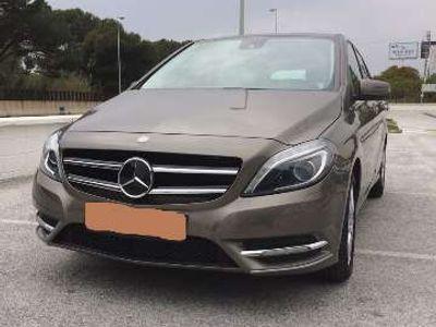 usado Mercedes B220 CDI BE 7G-DCT