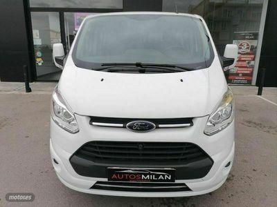 usado Ford Tourneo 2.0 TDCI 77kW 105CV L1 Trend