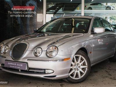 usado Jaguar S-Type V8 4.0